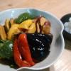 野菜モリモリ~野菜の揚げ浸し