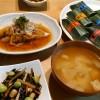 タラの野菜あんかけとひじきの煮物で和食ごはん