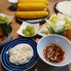 富士山麓での夏休み&実家の野菜