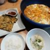 チーズタッカルビとチヂミ、ソルロンタンで韓国気分