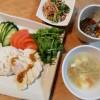 海南鶏飯~シンガポールチキンライス