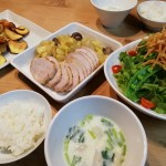 豚肉のポットローストとかぶのスープ