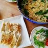 551蓬莱の煮込麺で簡単ランチ🍜