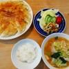 袋麺と冷凍餃子