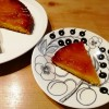 紅玉のケーキ&日曜日の朝ごはん