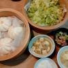 豆腐のうま煮、キャベツせいろ蒸しの献立